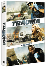 Trauma: Season 1 DVD box