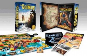 The Goonies 25th Anniversary Collector's Edition DVD box