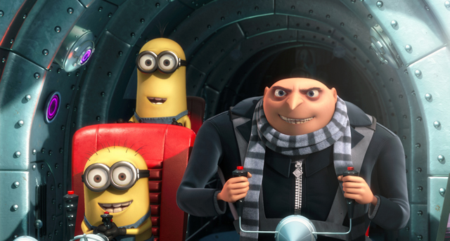 minions despicable me what. Collecting Despicable Me#39;s