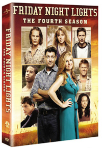 Friday Night Lights: The Fourth Season DVD box