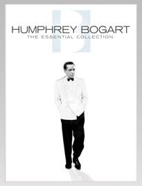 Humphrey Bogart: Essential Collection DVD box