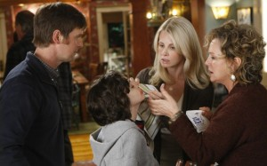 Scene from Parenthood TV show