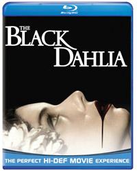 The Black Dahlia Blu-ray box