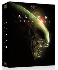 Alien Anthology Blu-ray box