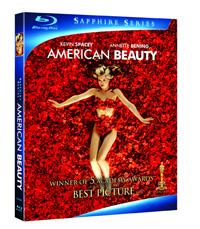 American Beauty Blu-ray box