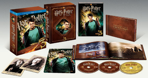 Harry Potter and the Prisoner of Azkaban Ultimate Edition Blu-ray box
