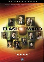 Flash Forward Complete Series DVD box