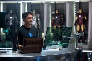 Iron Man 2 movie scene