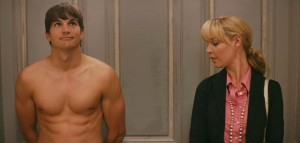 Killers movie scene with Ashton Kutcher and Katherine Heigl