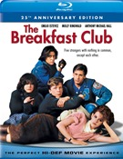 The Breakfast Club Blu-ray box