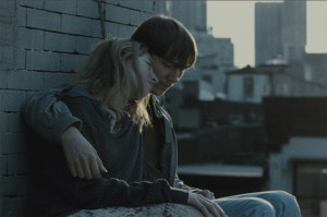 The Good Heart movie scene