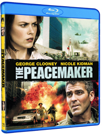 The Peacemaker Blu-ray box