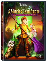 The Black Cauldron: 25th Anniversary Special Edition DVD box