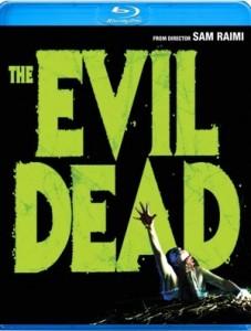 The Evil Dead Blu-ray box
