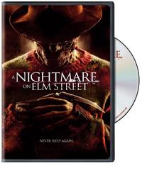 A Nightmare On Elm Street DVD box
