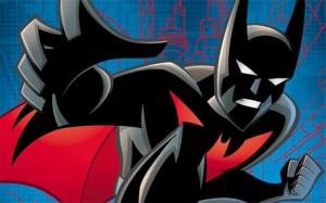 Batman Beyond TV show scene