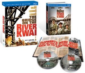 The Bridge on the River Kwai Blu-ray box