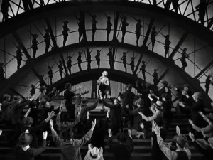 Gold Diggers of 1933 movie scene