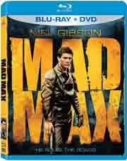 Mad Max Blu-ray box