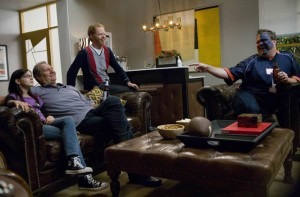 Modern Family TV show scene