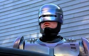 Robocop movie scene