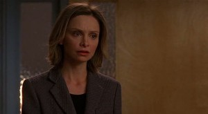 Ally McBeal season five scene from TV show