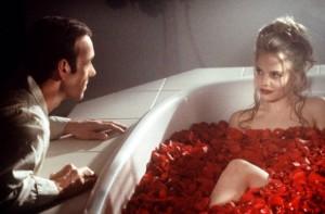American Beauty movie scene