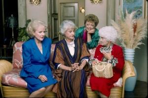 The Golden Girls TV show scene