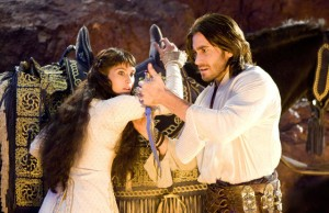 Prince of Persia: The Sands of Time movie scene