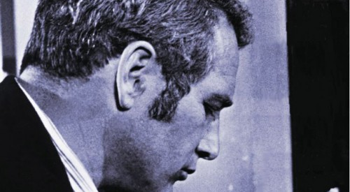 Paul Newman is a jaded radio personality in the 1970 drama, making its Blu-ray debut in July.