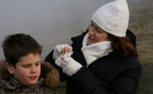 A Mother's Courage: Talking Back to Autism scene