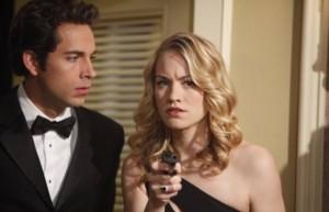 TV show scene of Chuck