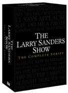 The Larry Sanders Show: The Complete Series DVD box