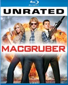 MacGruber Blu-ray box