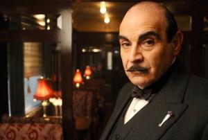 Agatha Christie's Murder on the Orient Express scene