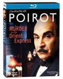 Murder on the Orient Express Blu-ray box