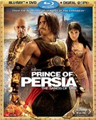 Prince of Persia Blu-ray/DVD box