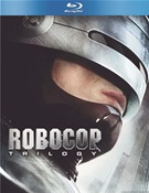 Robocop Trilogy Blu-ray box