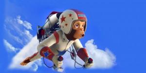 Space Chimps 2: Zartog Strikes Back movie scene