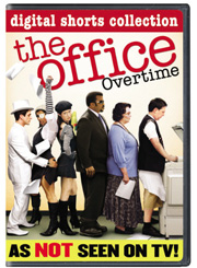 The Office: Digital Shorts DVD box