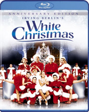 White Christmas Blu-ray box
