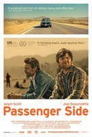 Passenger Side DVD box