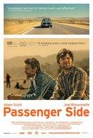 Passenger Side DVD box