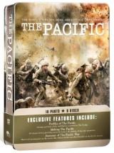 The Pacific DVD box