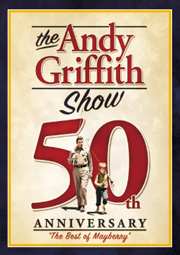 The Andy Griffith Show 50th Anniversary: Best of Marberry DVD box