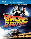 Back to the Future 25th Anniversary Trilogy Blu-ray box