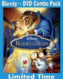 Beauty and the Beast Diamond Edition Blu-ray/DVD box