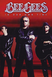 The Bee Gees: In Our Own Time DVD box