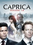 Caprica: Season 1.0 DVD box