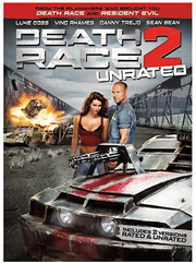 Death Race 2 DVD box